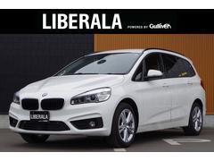 BMW218dクロスカントリー 200台限定 Cアクセス 黒革