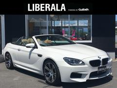 BMW M6カブリオレ M−DCT ソフトクローズドドア HUD PDC