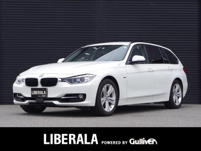 BMW 320dツーリング スポーツ インテリジェントセーフティ/ACC/LKA/コンフォートA/純正ナビ/パワーシート/電動リアゲート/リアビューカメラ/前ドラレコ/ミラー型ETC/コーナーセンサー/取説/保証書/スペアキー