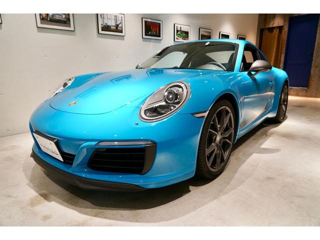 ポルシェ 911カレラT 左ハンドル 7速MT 希少車 サンルーフ