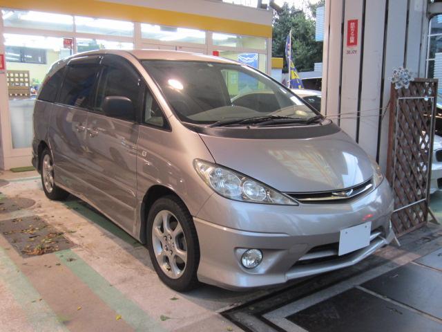 トヨタ アエラス-S   4WD  7人乗り