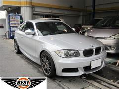 BMW135i  黒革シート  BBSアルミ