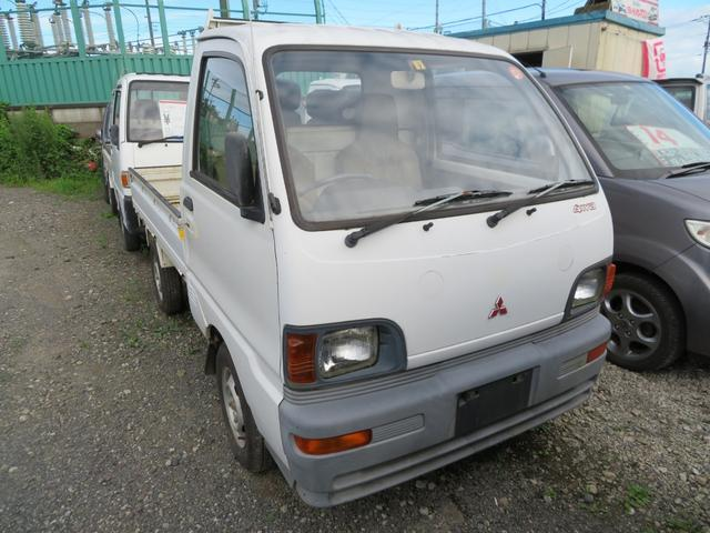 三菱 ミニキャブトラック 走行57159KM  4WD (なし)