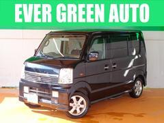 エブリイワゴンPZターボスペシャル 4WD 両側自動ドア オートステップ