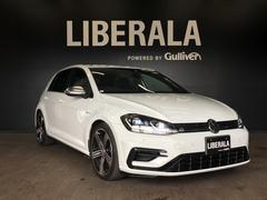 VW ゴルフRベースグレード・ACC・LEDヘッド・純正ナビ・Bカメラ