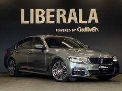 BMW523d Mスポーツ ワンオーナー イノベーションPKG