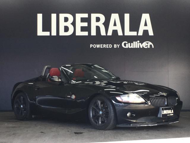 BMW 3.0i 赤革シート 社外ナビ バックカメラ シートヒーター  パワーシート