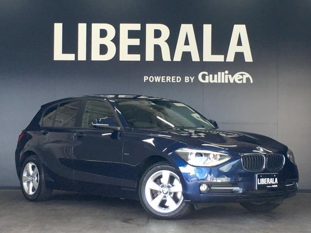 BMW 1シリーズ 116i スポーツ 純正HDDナビ バックカメラ アイドリングストップ ドラレコ前方タイプ HIDヘッドライト 16インチAW