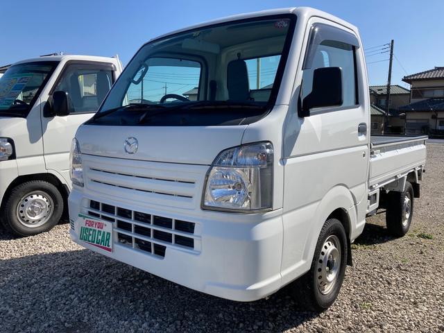 マツダ KCエアコン・パワステ 4WD オートマ エアコン パワステ