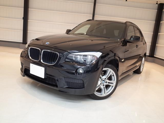 BMW X1 xDrive 20i Mスポーツ xDrive20iMスポーツ・4WD・コンフォートアクセス・禁煙車・サイバーナビ・地デジ・Bluetooth・Bカメラ・純正エアロ・純正18AW・Mスポ専用ステアリング・スマートキー・HID・ETC