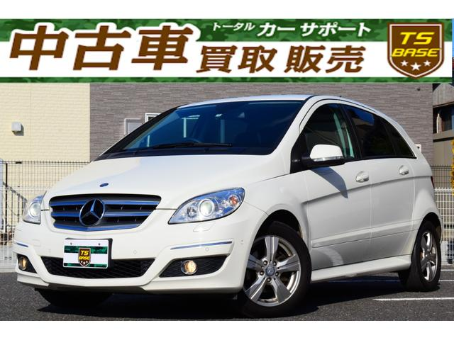 Photo of MERCEDES_BENZ B-CLASS B180 LIMITED / used MERCEDES_BENZ