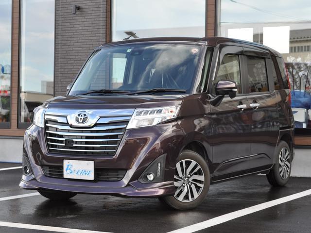 トヨタ カスタムG S ユーザー買取車 スマートアシストII