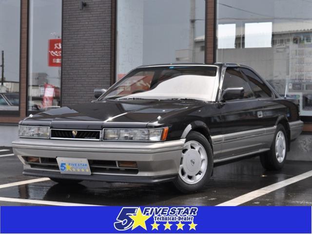 日産 XS-IIターボ 前期型 純正ブラックツートン ワンオーナー車 純正フロントリップスポイラー リアスポイラー 純正フロアマット デジタルメーター走行83600km 取説 保証書付き