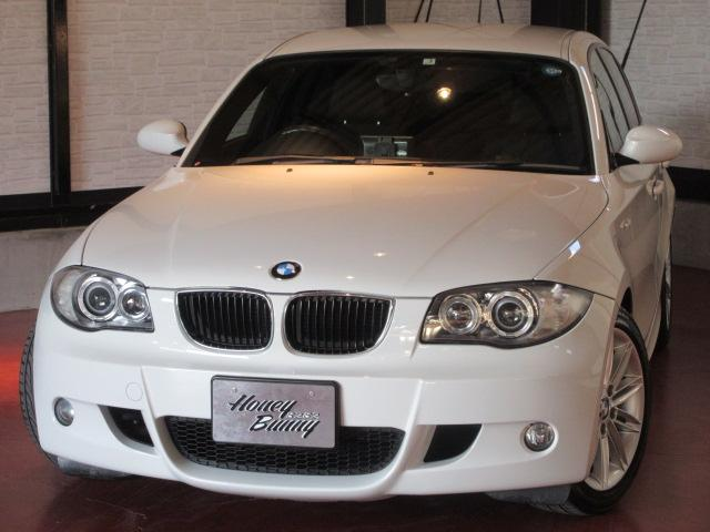 BMW 116i Mスポーツパッケージ HDDナビ ETC