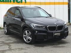 BMW X1xDrive 18d Mスポーツ 社外フルセグTV LED