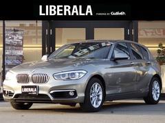 BMW118d スタイル コンフォートPKG 社外ドラレコ