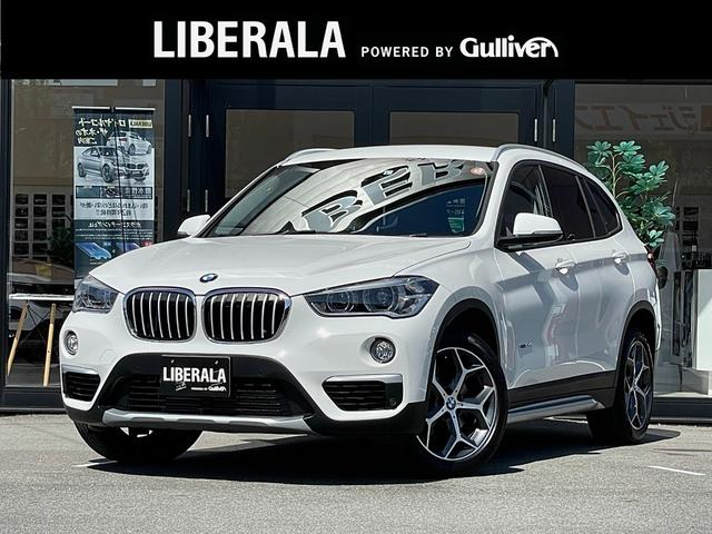 BMW xDrive 18d xライン ワンオーナー/純正ナビ BT AUX USB/バックカメラ/インテリジェントセーフティ/コンフォートアクセス/電動リアゲート茶革シート/前席シートヒーター パワーシート/LEDオートライト/ドラレコ