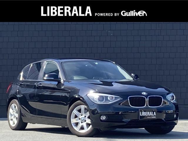 BMW 1シリーズ 116i 社外ナビ バックカメラ フルセグ 走行モード切替