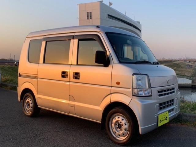 スズキ エブリイ  PC(ハイルーフ)パートタイム4WD 5MT