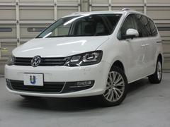 VW シャランTSI ハイラインブルーモーションテクノロジー 半年保証
