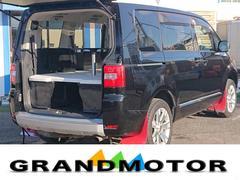 デリカD:5G キャンピングカー 新規架装 車中泊 4WD 後席モニター