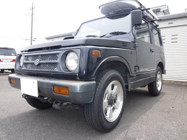 スズキ ワイルドウインドリミテッド 4WD・ナビ・フルセグ・アルミ