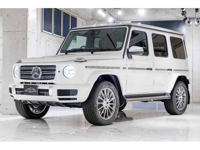 「メルセデスベンツ」「Gクラス」「SUV・クロカン」「千葉県」の中古車