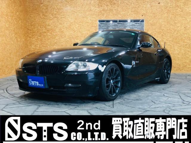 BMW Z4 クーペ3.0si 赤革シート パワーシート シートヒーター 純ナビ クルーズコントロール パドルシフト ETC