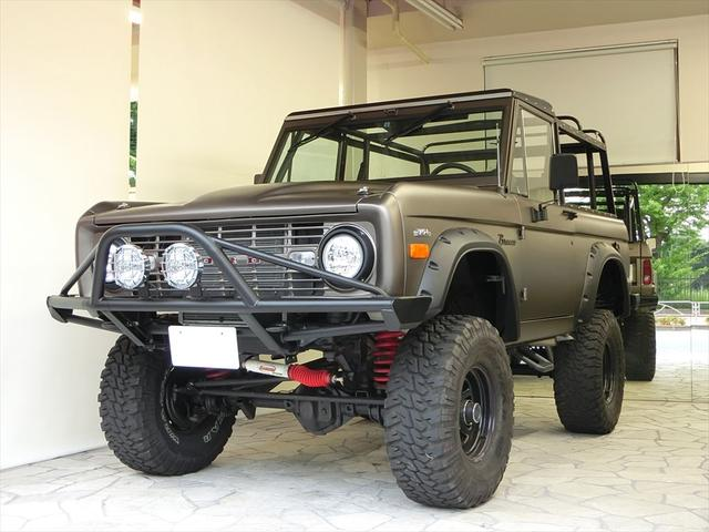 「フォード」「ブロンコ」「SUV・クロカン」「東京都」の中古車
