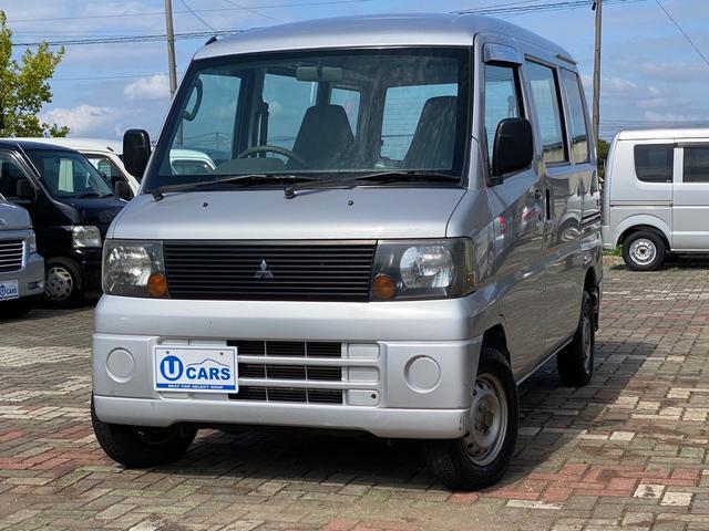 三菱 CD ハイルーフ AC PS ワンオーナー タイミングベルト交換済 法定12か月点検整備実施