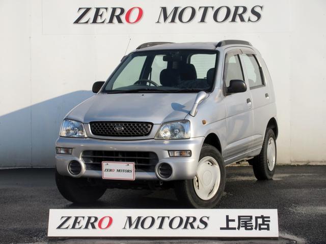 ダイハツ CL 4WD 5MT キーレス CD