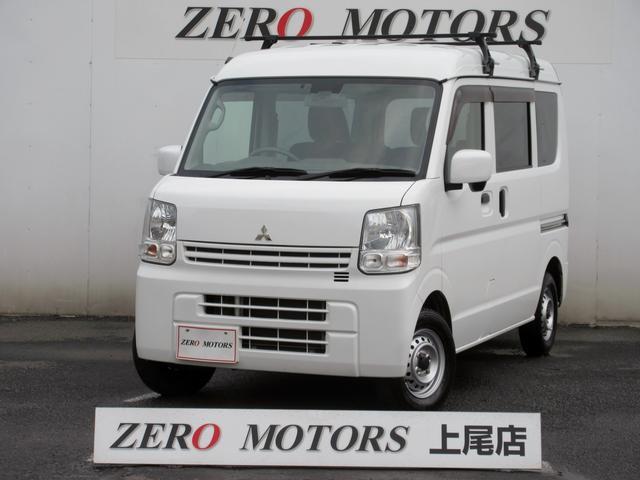 三菱 ミニキャブバン ブラボーターボ 4WD キーレス ブレーキサポート ETC 無修復歴 保証付