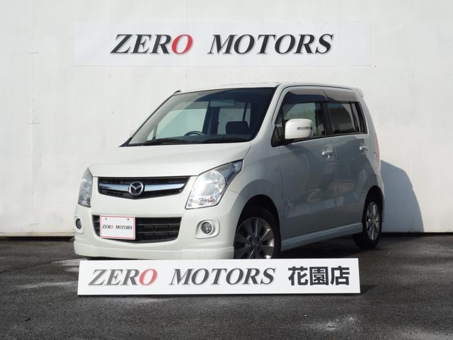 マツダ XT ターボ 4WD スマートキー シートヒーター