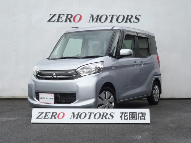 三菱 E 修復無 スマ-トキ- スライドドア CD AUX 保証付