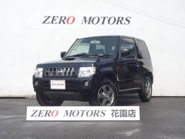 日産 RX タ-ボ 4WD キーレス HIDライト CD アルミ シ-トヒ-タ- 電格ミラー 保証付