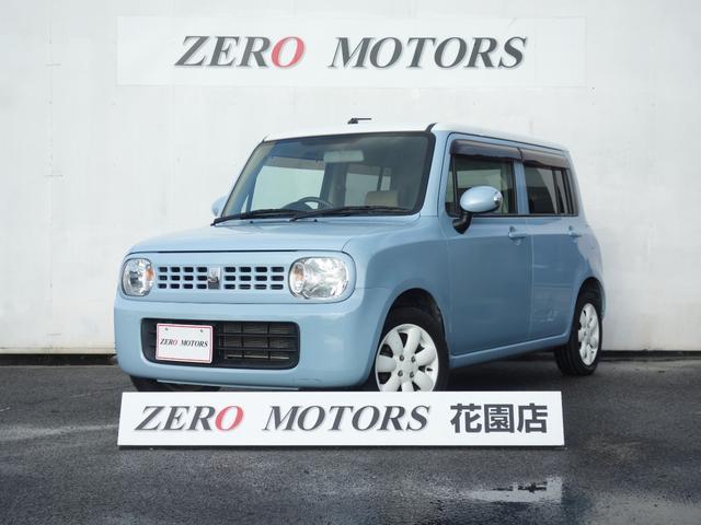 スズキ アルトラパン X スマ-トキ- アルミ CD 電格ミラー ABS ベンチシート
