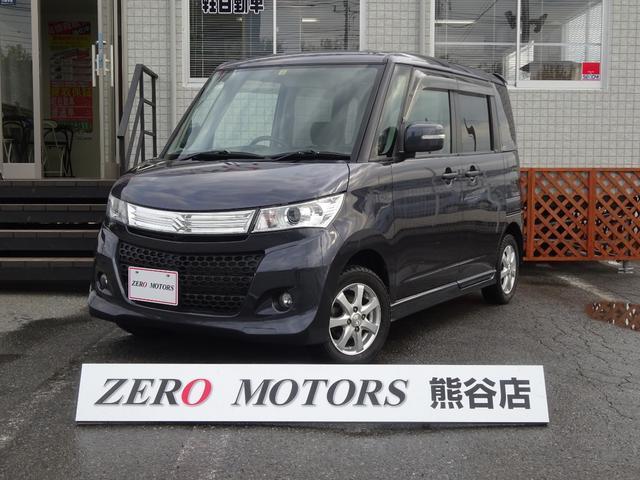 スズキ XS 4WD ナビ ETC 電動スライド アルミ 保証付