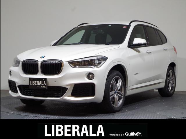 BMW X1 sDrive 18i Mスポーツ インテリジェントS/衝突軽減ブレーキ/純正18インチAW/ETC/純正ナビ&リアカメラ/コンフォートアクセス/電動リアゲート/コンフォートアクセス