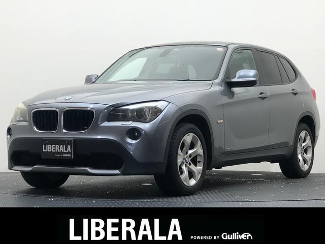 BMW X1 sDrive 18i HDDナビ/純正オーディオ/バックカメラ/ETC/オートライト/HIDライト/Hライトウォッシャー/電格ミラー/プッシュスタート/スマートキー
