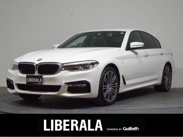 BMW 5シリーズ 540i Mスポーツ iDrive/ドアイージークローザー/パドルシフト/モリーシート/HUD/自動駐車/黒革シート/全席シートヒーター/コンフォートA/アンビエントライト/TVキャンセラー/ACC/LKA/BSA