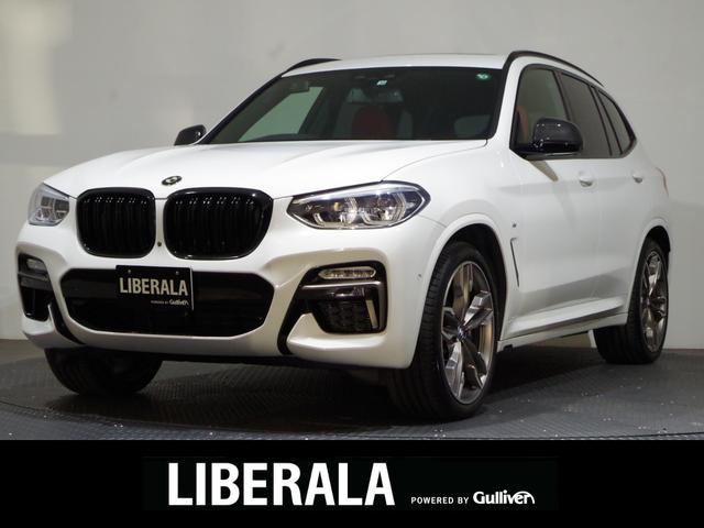 BMW X3 M40d 純正ナビ/CD/DVD/フルセグ/Bt/USB/MSV/360°カメラ/インテリジェントセーフティ/ACC/パーキングアシスト/ブラインドスポットアシスト/パノラマサンルーフ/ミラーETC