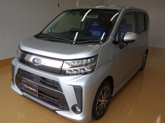 スバル ステラ カスタムR スマートアシスト3搭載 元当社デモカーUP車!