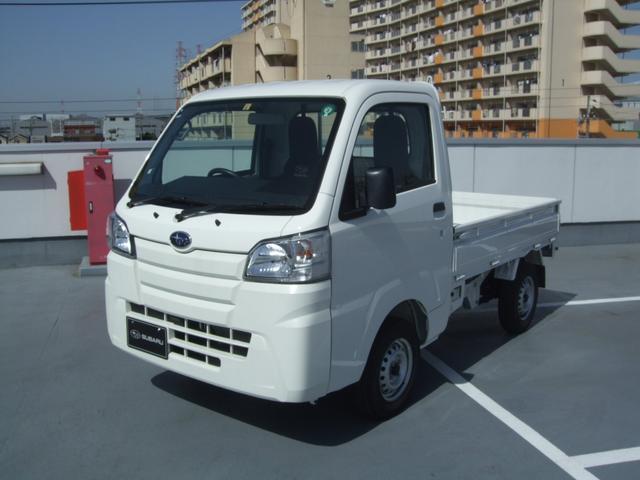 スバル サンバートラック TB 4WD 5MT 元デモカー AM/FMラジオ ETC