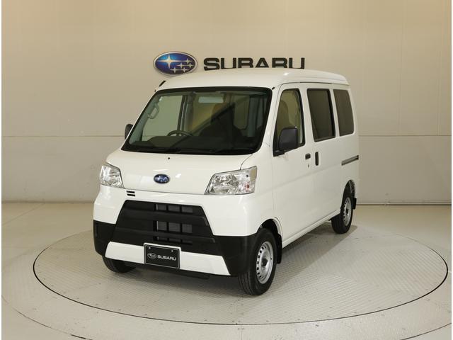 スバル トランスポーター当社デモカー 2WD 4AT ETC付