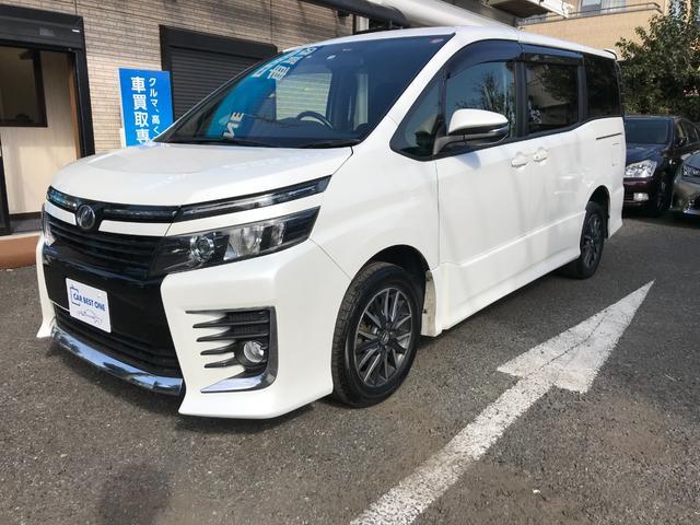 トヨタ ZS 4WD/寒冷地仕様/両側電動スライド/純正ナビ/地デジ/ETC/スマートキー