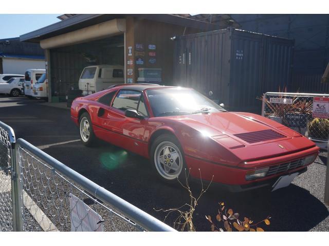 フェラーリ 328 GTS 神戸33ナンバー ディーラー車