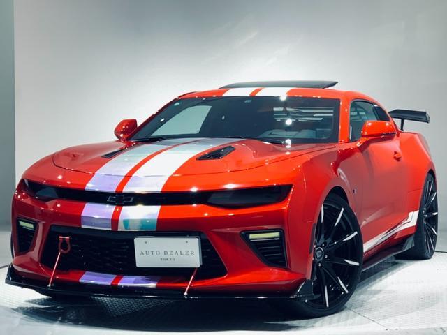「シボレー」「シボレーカマロ」「クーペ」「東京都」「Auto Dealer」の中古車