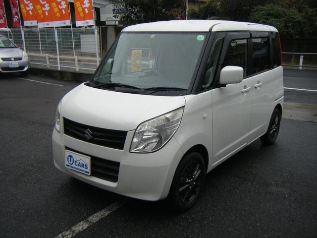 スズキ パレット X 新品ナビ ETC 車検令和4年10月
