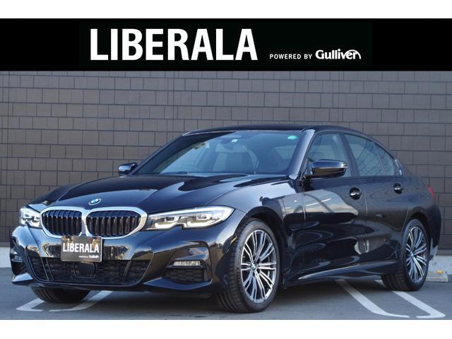 BMW 320i Mスポーツ コンフォートパッケージ サンルーフ ACC BMWライブコックピット i-Driveナビ バックカメラ パーキングアシスト 後退アシスト インテリジェントSFT 黒半革シート シートヒーター