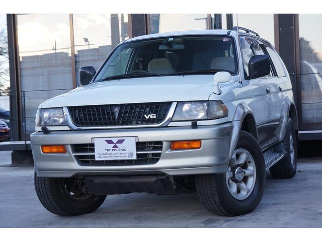 三菱 XR 1オーナー 禁煙車 Tベルト交換済 ETC サンルーフ 寒冷地仕様車
